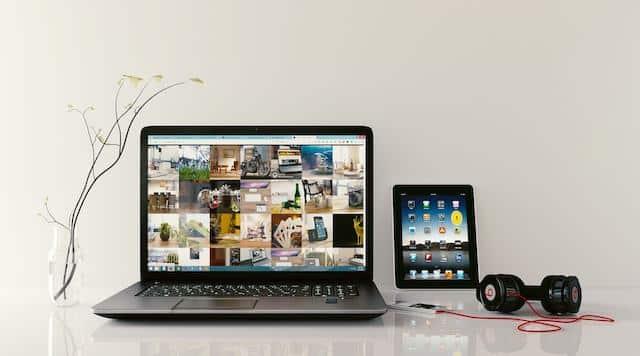 So sieht ein M.2 Port in einem Laptop aus. Quelle: Foto Laptop Mainboard